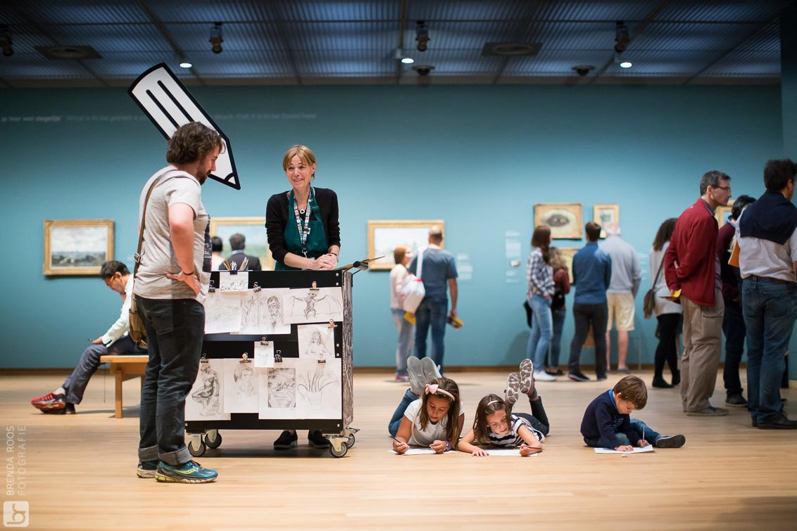 Brenda Roos Fotografie | Natuurlijk licht fotograaf| Lelystad & Veluwe | Van Gogh Museum