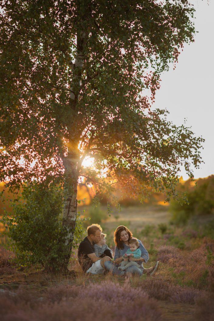 Familie fotoshoot Dronten Lelystad Elburg