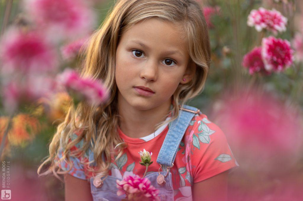Bloemen Hanneke's Pluktuin | Flevoland | fotoshoot bloementuin pluktuin gouden uur | natuurlijk licht fotografie