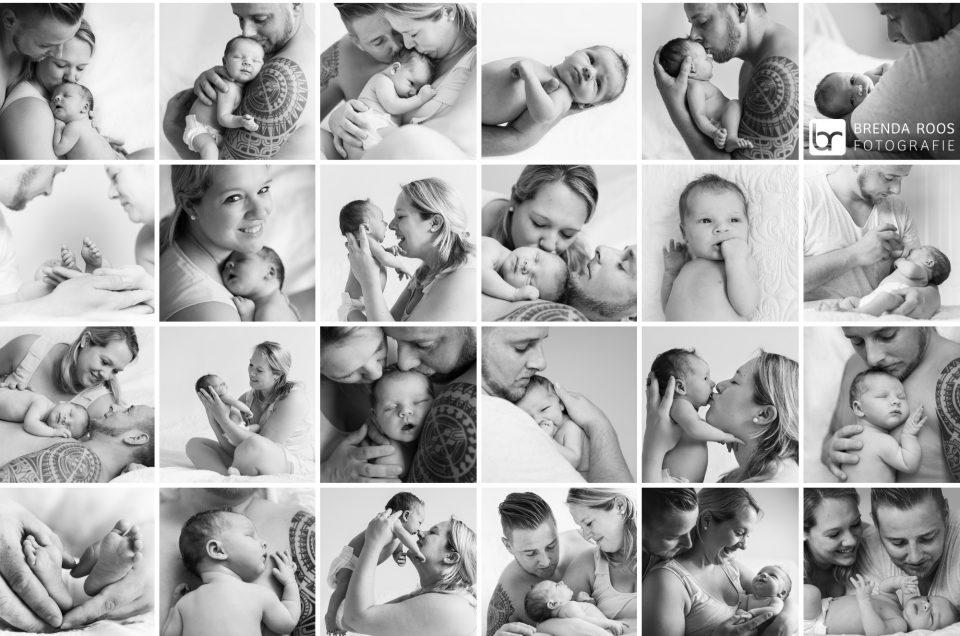 Lifestyle Newborn met Vera