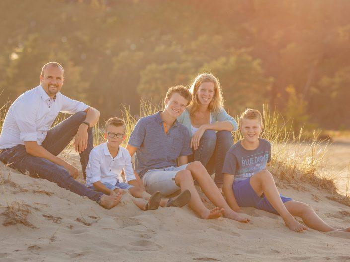 Fotoshoot gezin | Hulshorst Zandverstuiving