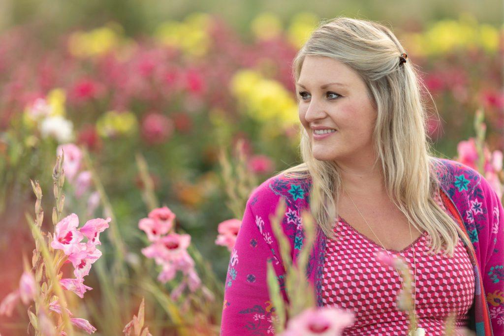 Fotoshoot Tips Brenda Roos Fotografie Hanneke's Pluktuin Fotograaf Lelystad Flevopolder Veluwe Bloemen