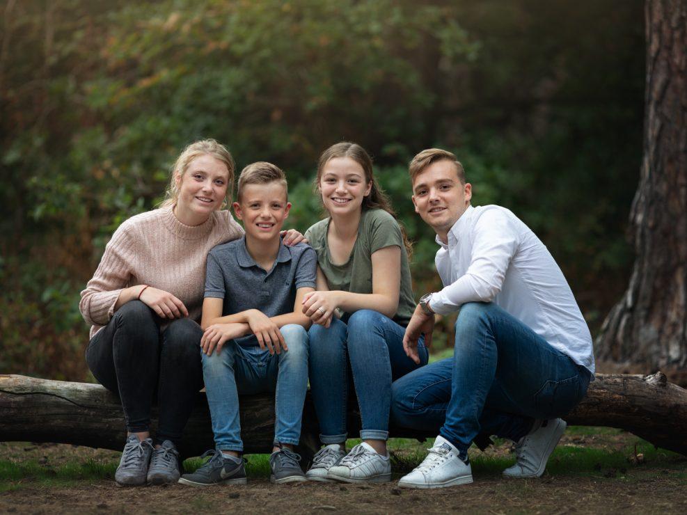 Fotograaf gezin familie Lelystad veluwe Doetinchem