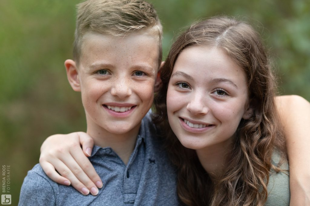 Familie fotoshoot Kruisbergse Bos Doetinchem