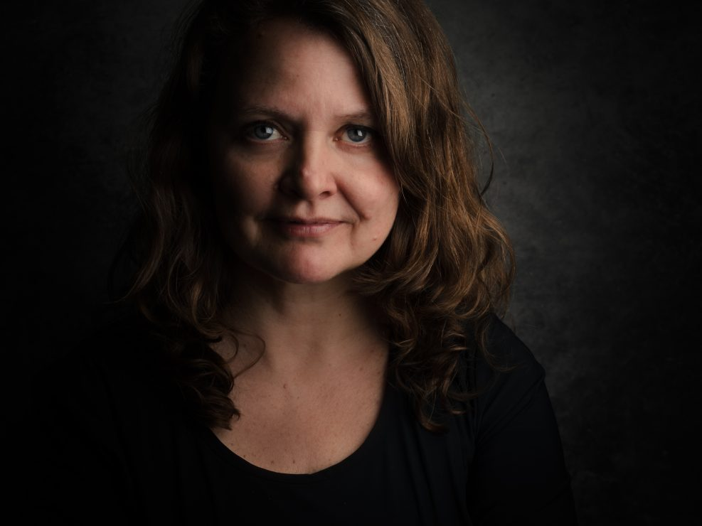 Portretfoto van Brenda Roos - de Man fotograaf in Lelystad Profielfoto
