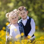 Familie fotoshoot Belevenissenbos Zuigerplasbos Lelystad