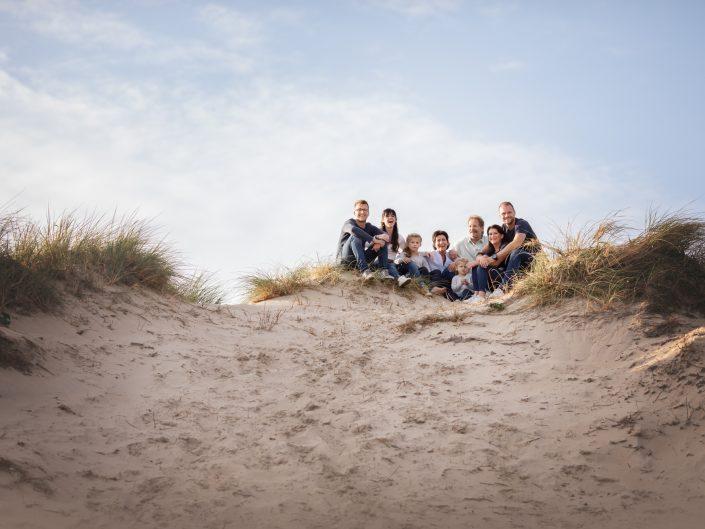Fotoshoot Egmond aan Zee
