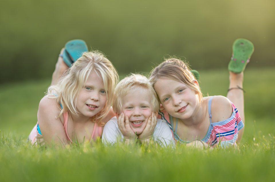 Familie fotoshoot in Lelystad