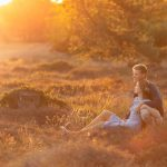 Almere Harderwijk Loveshoot gouden uur fotograaf Lelystad & Veluwe trouw fotoshoot
