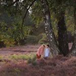 fotograaf Veluwe Workshop paarse heide