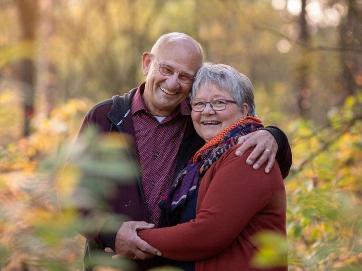 Fotoshoot familie Veluwe