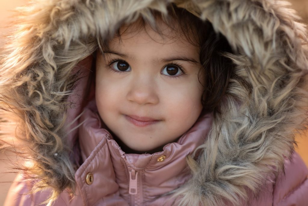 tweeling kinderfotograaf fotoshoot winter Veluwe Lelystad