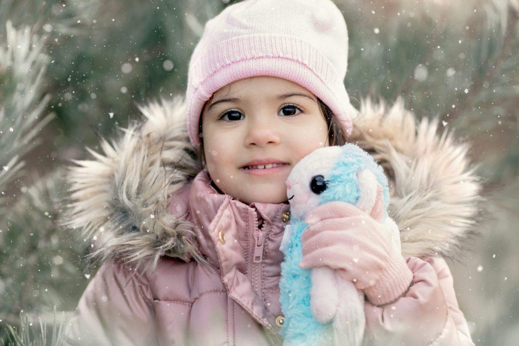 Hulshorsterzand tweeling winter fotoshoot