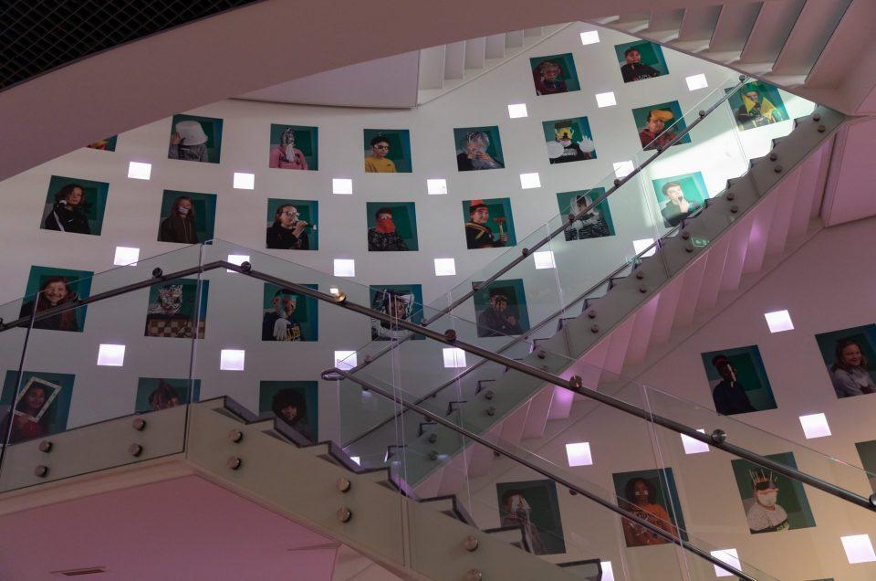 65 Portretten in Van Gogh Museum