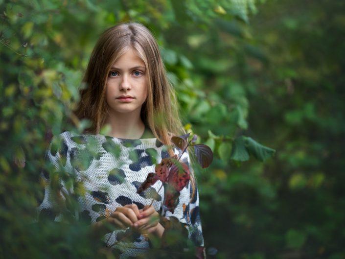 Portret foto's met natuurlijk licht