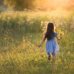Fotograaf Lelystad bloemen kinderen