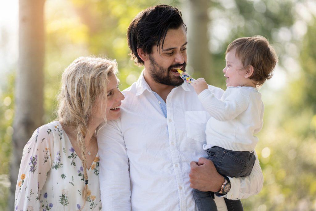 fotoshoot gezin familie Bremerbaai