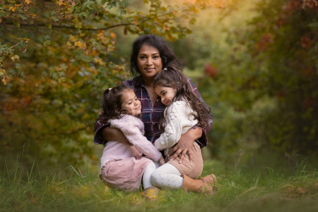 familie fotograaf fotoshoot Lelystad