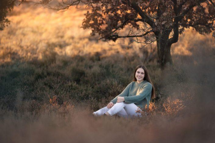 fotograaf Dronten Veluwe Lelystad Gouden uurtje golden hour