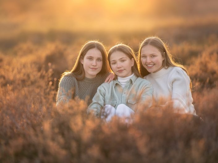 Julia, Lieke en Kirstin