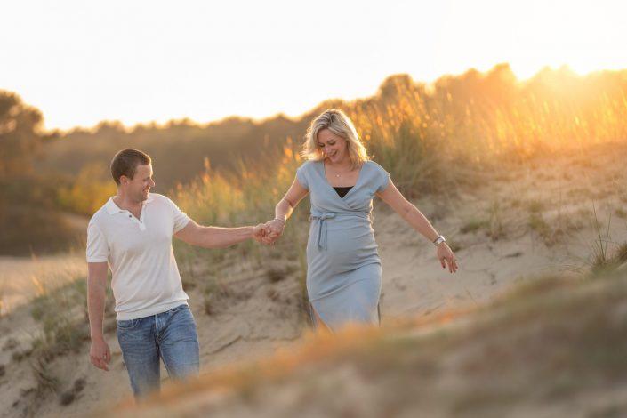 zwangerschaps fotoshoot Almere