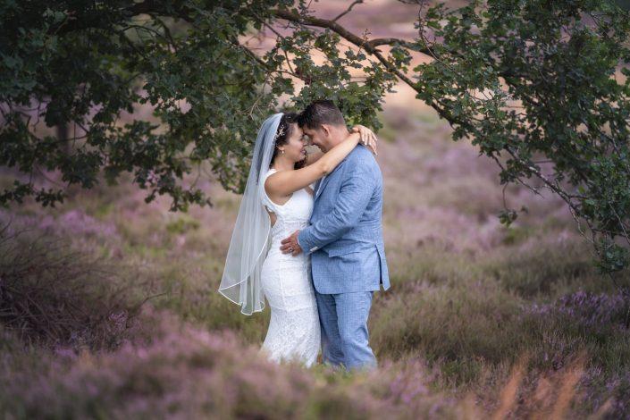 trouw fotograaf Veluwe Lelystad bruiloft trouwfotograaf